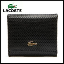 LACOSTE(ラコステ) 折りたたみ財布 (ラコステ) LACOSTE MEDIUM TRIFOLD WALLET NF1226CE-706