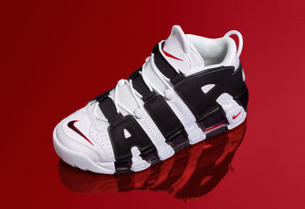 "Nike スニーカー 2018 Nike Air More Uptempo""SCOTTIE PIPPEN"" モアテン 送料込(4)"
