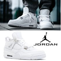 "入手困難!NIKE AIR JORDAN 4 RETRO ""PURE MONEY"""