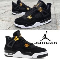 "入手困難!NIKE AIR JORDAN 4 RETRO ""ROYALTY"""