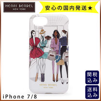 関・送込★Henri Bendel RUNWAY GIRLS IPhone7/8ケース 追跡有