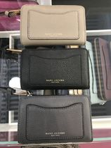 【Marc Jacobs】 M0008172☆RECRUIT COMPACT WALLET☆二つ折り