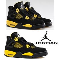 "追跡有り配送!NIKE AIR JORDAN 4 RETRO ""THUNDER 2012 RELEASE"""