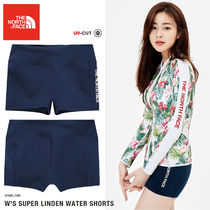 THE NORTH FACE★ W 'S SUPER LINDEN WATER SHORTS -NS6KJ34K