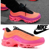 "入手困難!NIKE AIR MAX PLUS / 97 ""RACER PINK"""
