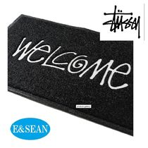【stussy】PVC WELCOME玄関マット★