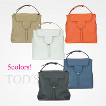 TOD'S(トッズ) トートバッグ 先取り★18-19新★Tod's Joy Bag Small 2Way♪ 関税/送料込