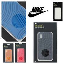 【Nike】AIR FORCE 1モデル iPhoneケース iPhone X用