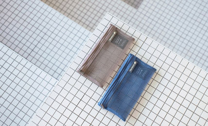 トラベルポーチ 【TRAVELUS】MESH POUCH SLIM LONG V.4~♪《全4種》(7)
