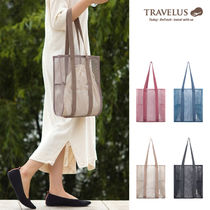 【TRAVELUS】MESH POUCH SHOULDER~♪《全4種》