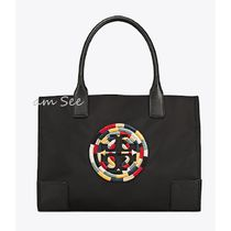 【2018SS】Tory Burch ELLA EMBROIDERED ミニトートバッグ