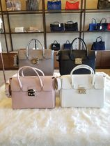 【即発3-5日着】FURLA★METROPOLIS MD SATCHEL★2waysバッグ