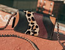 COACH☆レオパード柄☆ディンキー Dinky With Leopard