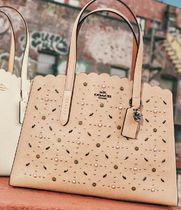 COACH☆チャーリー☆Charlie Carryall With Prairie Rivets