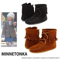 『MINNETONKA』Children's Ankle Hi Tramper Boot