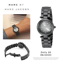 Marc by MarcJacobs Dotty 26 腕時計[MJ3453][ブラック]