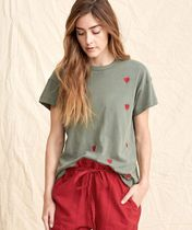 THE GREATザ・グレイト heart the crop tee 225