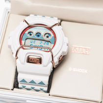 KITH X G-SHOCK 6900 DIGITAL WATCH / SEA SALT