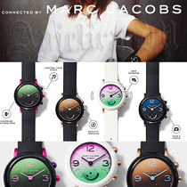 Marc by Marc Jacobs(マークバイマークジェイコブス) アナログ腕時計 ★ヤマト便★カワイイMARC JACOBS Riley Hybrid  Smartwatch