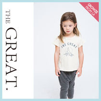 ★【THE GREAT】Tシャツ