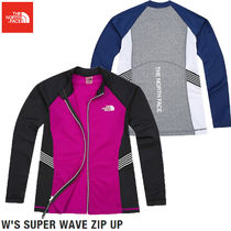 THE NORTH FACE★W 'S SUPER WAVE ZIP-UP 2カラー