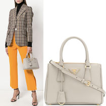 PR1157 GALLERIA SAFFIANO LEATHER BAG SMALL