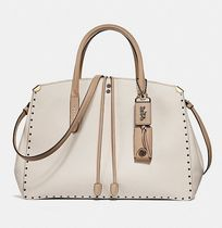 Coach ◆ 29256 Cooper carryall in colorblock border rivets