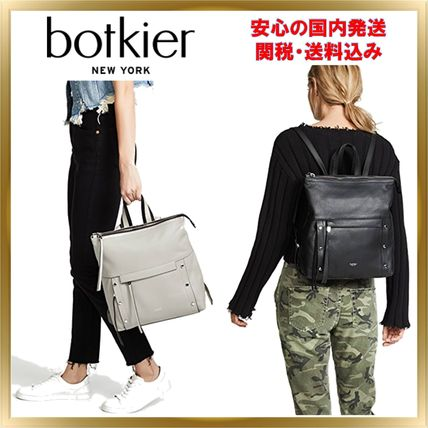 Botkier バックパック・リュック NYセレブ注目◇Botkier◇Noho Backpack 【関税送料込】