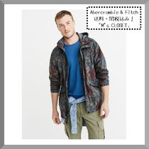 Abercrombie & Fitch(アバクロ)新作アウター!