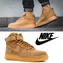 "入手困難!NIKE AIR FORCE 1 HIGH '07 LV8 WB ""WHEAT ""2017"""