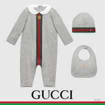 GUCCI グッチ Baby ベビー ウェブ プリント ギフト3点セット