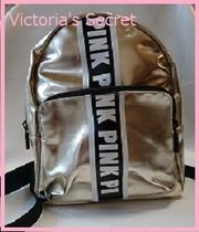 日本未入荷 Victoria's Secret  PINK GOLD MINI  BACKPACK