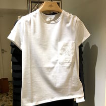 """SOLDES!! HERMES 2018""""Tee-shirt poche EPERON D'OR"""" COTON 38"""