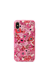 【国内発送】kate spade★Jeweled Cactus Flower iPhoneX Case