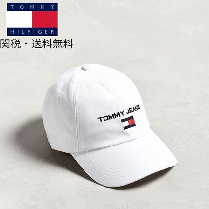 【Tommy Jeans】トミージーンズ★ベースボールキャップ★