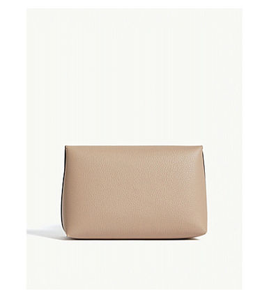 Mulberry メイクポーチ 【関税・送料ゼロ】MULBERRY レザーコスメティックポーチ(2)