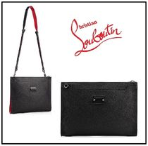 SALE☆ルブタン Skypouch Loubicity  2way  クラッチバッグ