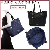 MARC JACOBS(マークジェイコブス) マザーズバッグ 国内発送♪男女兼用ママバック★Marc Jacobs Nylon Biker Tote