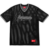 Supreme Mesh Baseball Top