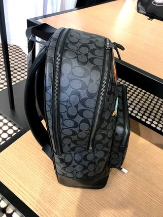 Coach バックパック・リュック 追跡有 COACH×NASA★メンズ★WEST BACKPACK*限定販売(6)