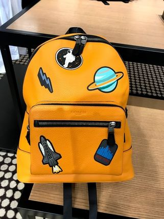 Coach バックパック・リュック 追跡有 COACH×NASA★メンズ★WEST BACKPACK*限定販売(12)