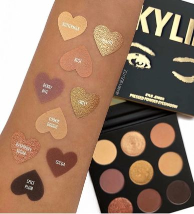 KYLIE COSMETICS アイメイク NEW!kylie cosmetics☆The Sorta Sweet Palette 9色アイシャドウ(2)
