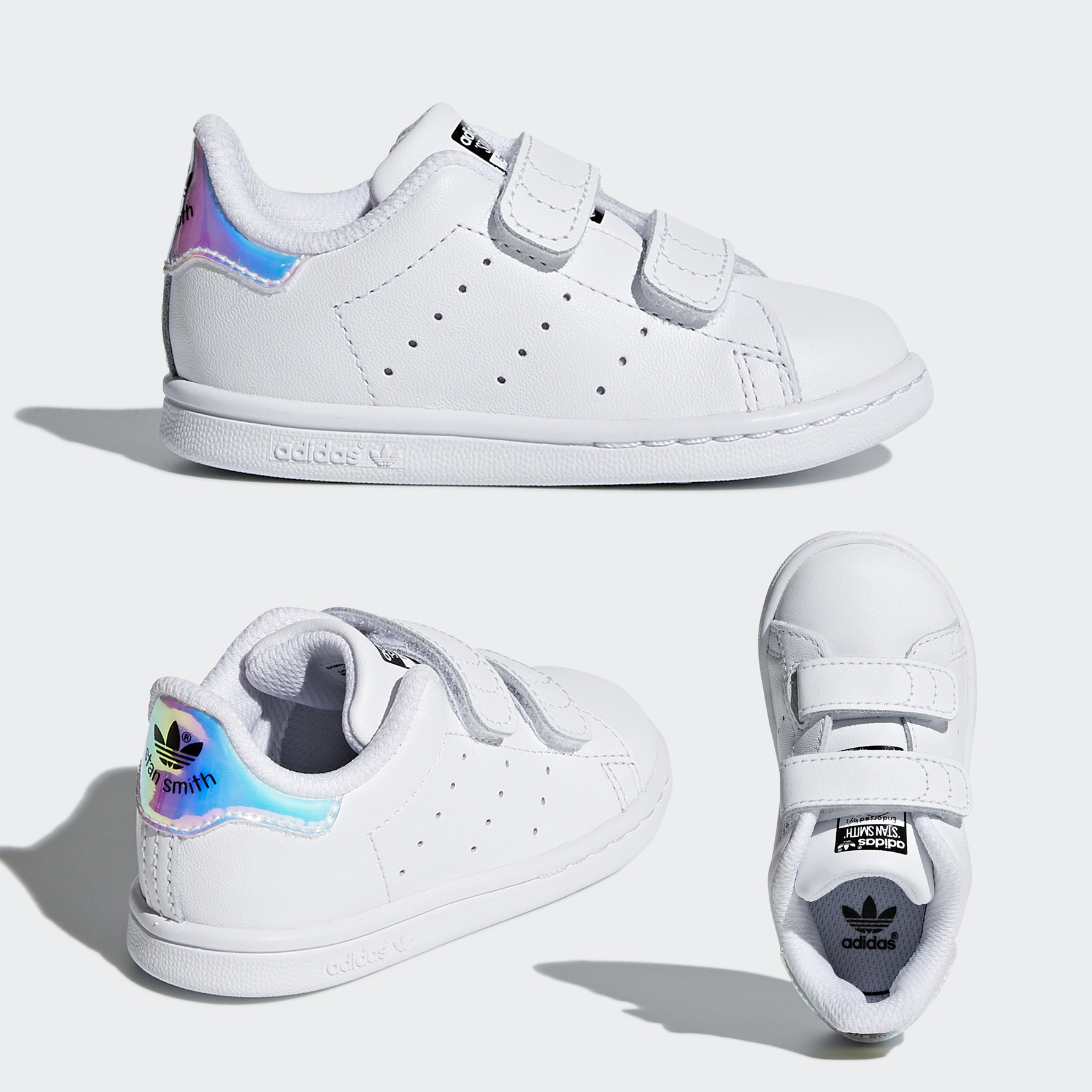 adidas STAN SMITH Baby Girl Shoes (AQ6274)