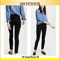 MOTHER★マザー★Looker HighWaist Fauxスエード SkinnyAnkle