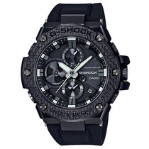 正規品 CASIO G-SHOCK 時計 G-STEEL Bluetooth GST-B100X-1AJF