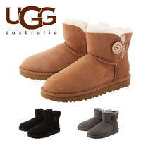 アグ オーストラリア UGG Australia W Mini Balley Button 2 #10