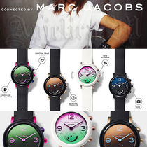 ヤマト便★ユニセックス MARC JACOBS Riley Hybrid  Smartwatch