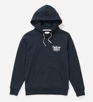 【即納】Saturdays Surf NYC Ditch Miller Black Chest Hoodie