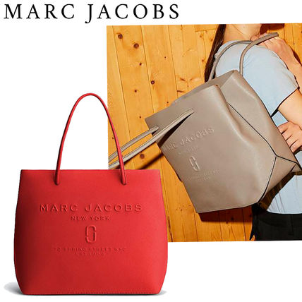 【MARC JACOBS】ロゴショッパーEast-Westトートバッグ