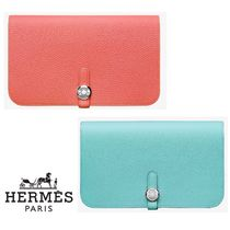 HERMES Dongon Duo Combined Wallet 関税送料込